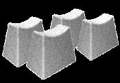 podkładka betonowa liniowa BK-T Końskie