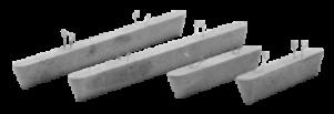 podkładka betonowa liniowa BK-d prefam